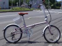 ☆20インチ折りたたみ自転車 '08 Newton(ニュートン)大!大!大特価です!!☆