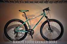 Bianchi(ビアンキ) Ferro Cavallo Deore(フェロカヴァーロ デオーレ)サイズ16