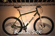 08・Bianchi(ビアンキ) SOK  29インチMTB  SINGLESPEED(シングルスピード)
