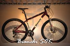 08・Bianchi(ビアンキ) SOK  29インチMTB SOK 29″ DEORE MIX (デオーレミックス)