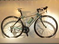 10・Bianchi DAMA・BIANCA レディース用ロードバイク入荷しました!