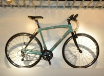 10・Bianchi・Camereonte5 ALU CARBON入荷!