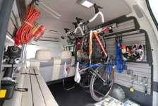 北海道スポーツサイクルフェスティバルで車に自転車を載せるプロのアドバイスをGET!