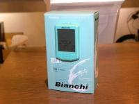 Bianchi 新型LEDライト&サイクルコンピュータ入荷!