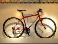 国産クロモリフレームクロスバイク ANCHOR(アンカー) C5 大特価にてご提供です!