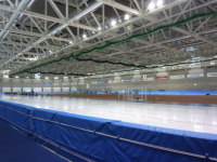 帯広出張:スピードスケート全日本ナショナルチーム合宿を見学させてもらいました♪