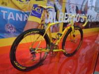 2010ユーロバイクショー日記:ツール・ド・フランス王者アルベルト・コンタドール!