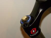 2009Rock Shox(ロックショックス)衝撃特価!Reba Team26 ブラック!