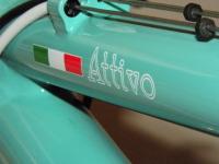 大特価!Bianchi Attivo(ビアンキ アッティボ)2010本舗カスタム!