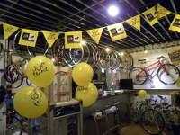 2011ツール・ド・フランス開幕!で、店内は!!!