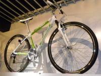 シティライドに最適な 2011 Bianchi ビアンキ CIELO チェーロ WHITE/LIME♪