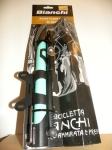 驚きの多機能!2012 Bianchi(ビアンキ) ミニフロアポンプ ゲージ付き
