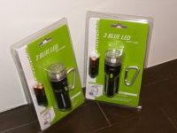 CANNONDALE 3BLUE LED(キャノンデール 3ブルー LED セーフティランプ)