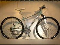 人気のクロスバイク!2012 Bianchi CIELO (ビアンキ チェーロ)入荷しました♪