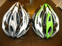 2012イタリアンヘルメットを大特価にて!(その3) 2011 LAS SQUALO10(ラス スクアーロ10)