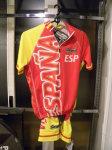 季節外れの大特価:スペインナショナルチームのレプリカジャージ