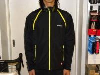 高い防水性+機能性バツグン!シマノ ウィンドストッパー コンパクトジャケット