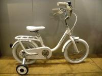大特価キッズバイクにホワイト追加!2012 PEUGEOT LJ11(プジョー エルジェイ11)