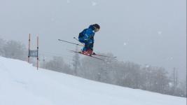 12月からスキーの先生・選手になる須川より一言です!