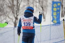 第53回北海道スキー技術選手権大会の応援に行ってきました!