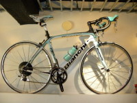 フルカーボンロード 2011 Bianchi ビアンキ Infinto インフィニート 105 ラスト1台です☆