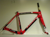 大特価でご紹介!2013 SPECIALIZED CRUX CARBON DISC OSBB FRAMESET