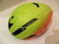 最新・最速ヘルメット!SPECIALIZED S-WORKS EVADE Ⅱ