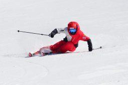 冬に活躍した人!第56回全日本スキー技術選大会19位!須川尚樹選手♪