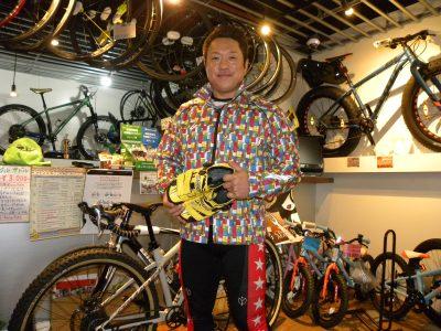 プロの競輪:野木義規選手