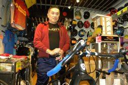 プロの競輪:浦崎貴史選手