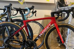 Specialized・NEW Termac SL 7デビューです!!