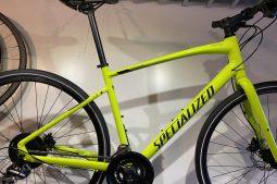 ようやく再入荷!2021 Specialized・SIRRUS2.0は売れ筋クロスバイクです!