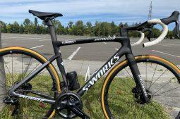 Specialized・S-Works Tarmac SL7 当店Demo Bikeは6.8kgの究極エアロマシン♪