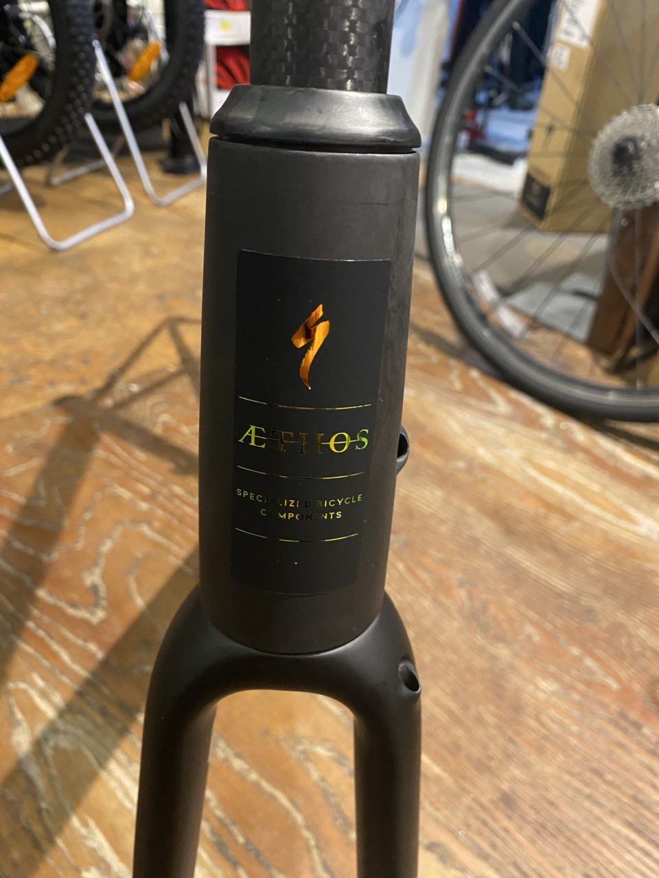 2021SPECIALIZED・S-WORKS Aethos 遂にデビュー!