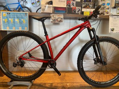 2021Specialized・FUSE COMP29展示中ですョ~(^^♪